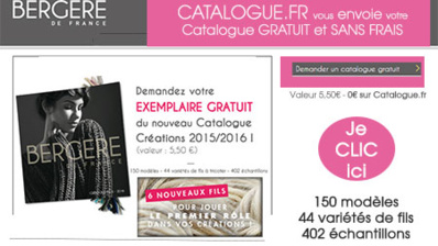 catalogue bergere de france 2016 gratuit sur. Black Bedroom Furniture Sets. Home Design Ideas