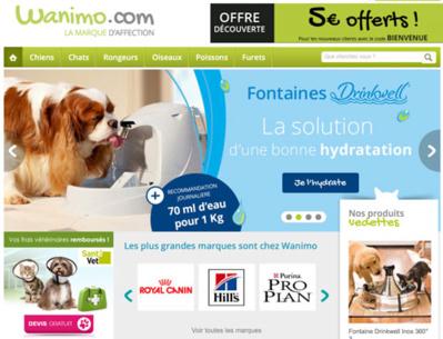 Nouveau: Animalerie WANIMO, sélection estivale pour vos chiens et chats !