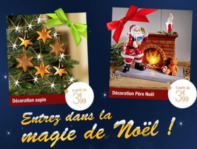 Votre Noël sera magique cette année !