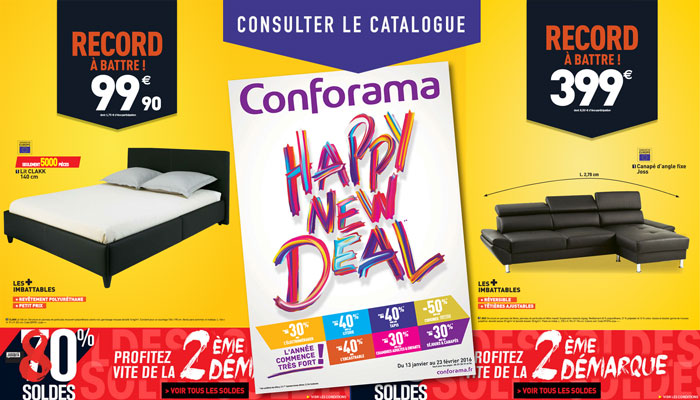 C'est parti pour le Happy New Deal