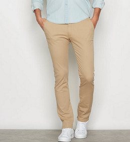 Le pantalon Chino R Essentiel