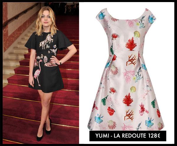 Cliquez ici pour craquer sur la robe Yumi