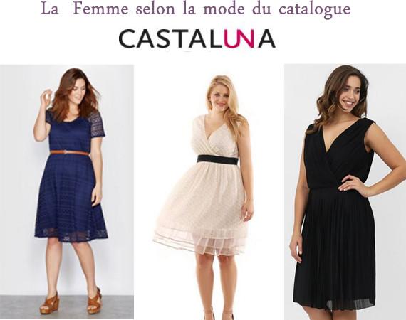 La mode grande tailles Castaluna