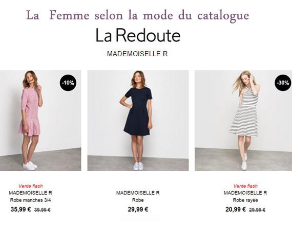 Toute la collection Mademoiselle R !