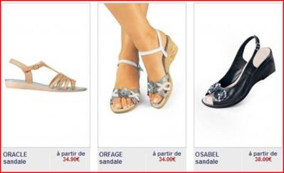 Voir toutes les sandales
