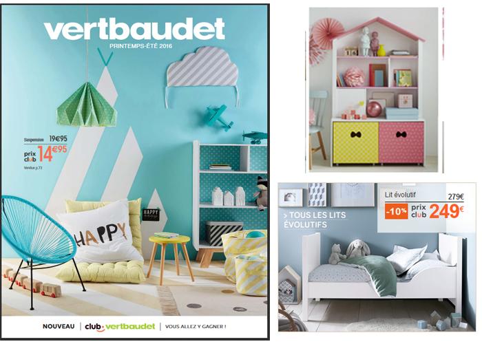 Awesome Chambre Vert Baudet Photos - Seiunkel.us - seiunkel.us