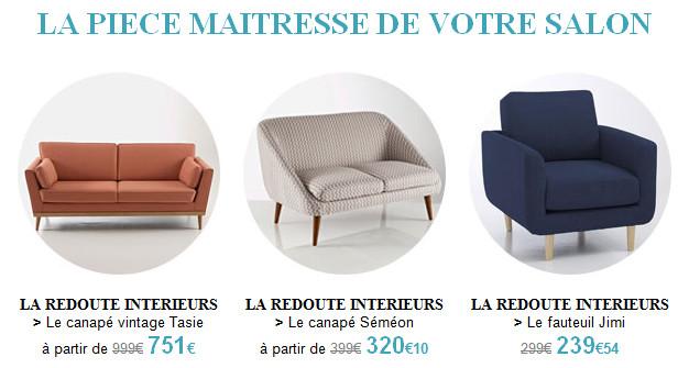 Le canapé : la pièce maîtresse de votre salon