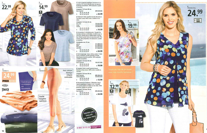 Moda Vilona présente son nouveau catalogue été !