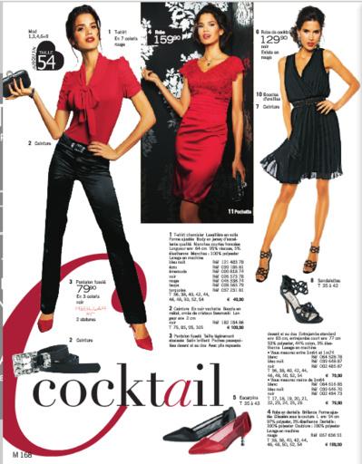Commander une tenue de soirée ? Je demande mon catalogue ici.