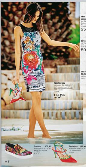 Une jolie petite robe ? Demandez le catalogue ici.