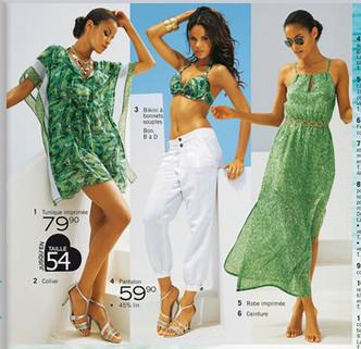 Une tenue pour la plage ?