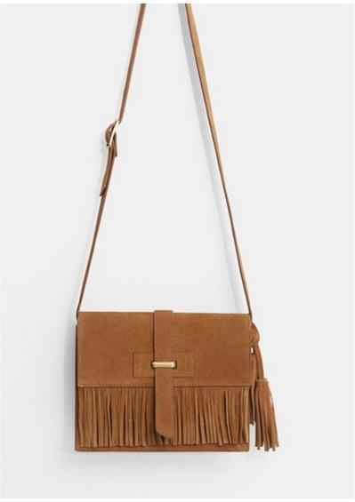 Voir le petit sac en cuir Violeta ici.