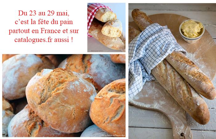 C'est la fête du pain !