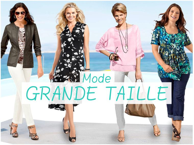 Les collections Grandes Tailles