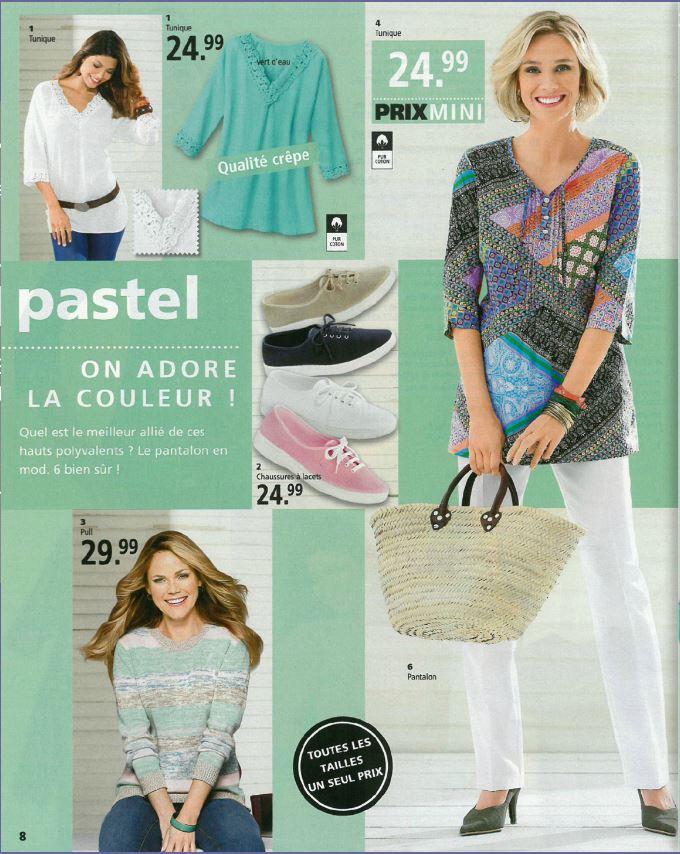 Witt International et Moda Vilona : 2 nouveaux catalogues GRATUITS à demander !