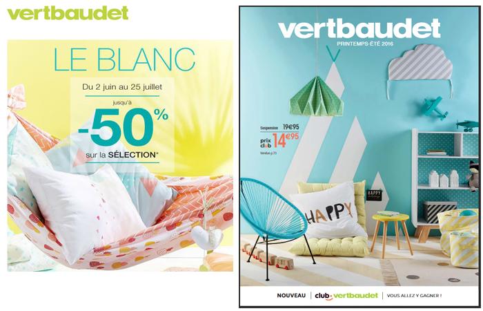 Vos catalogues Vertbaudet : place aux réductions de l'été !