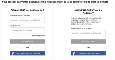 Ventes privées sur votre catalogue de La Redoute ! -70% de réduction !