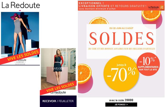 Catalogue la redoute - Comment se procurer le catalogue de la redoute ...