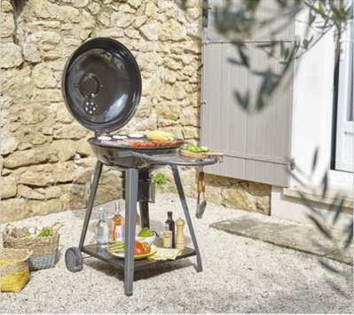 Je craque sur ce barbecue à 99€ seulement !