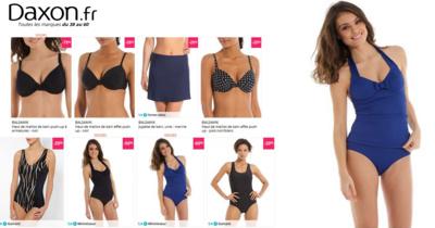 Pour découvrir tous les maillots de bain sur le catalogue DAXON, je clique ici.