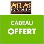 Atlas for men : une tondeuse offerte