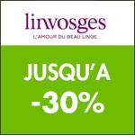 Linvosges : jusqu'à -40% sur la sélection Noël !