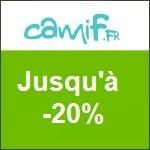 CAMIF : Jusqu'à - 30% sur les Chambres