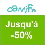 CAMIF : Jusqu'à -50% sur les produits Fabrication Francaise
