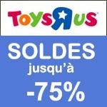 Toys'R'us : des soldes de folies !