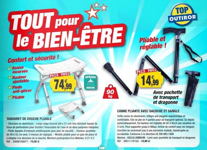 Catalogue Outiror
