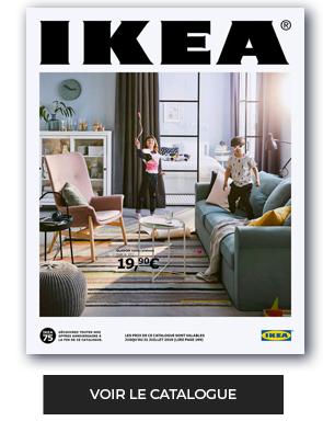 Consultez le catalogue Ikea sur