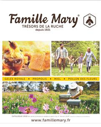 Catalogue Famille Mary