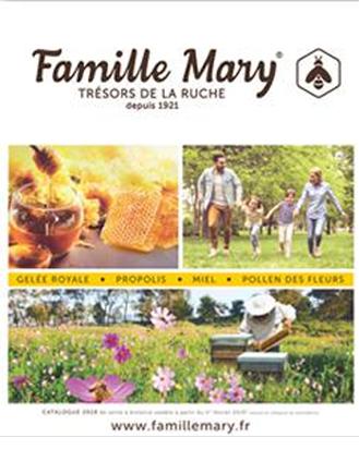 Catalogue Famille Mary