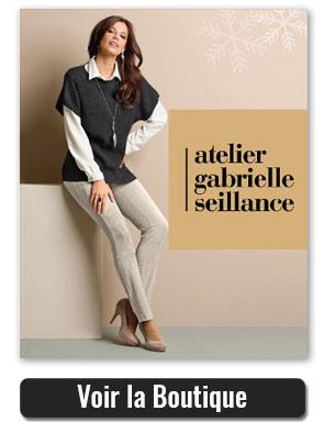 Catalogue Atelier Gabrielle Seillance