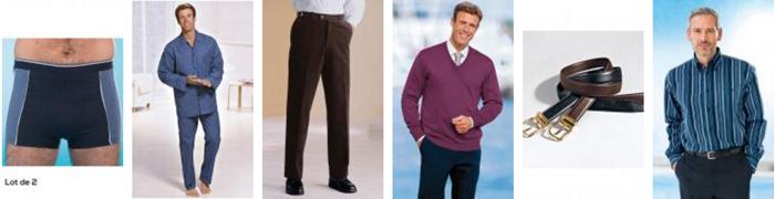 Cliquez pour voir toute la mode homme Afibel