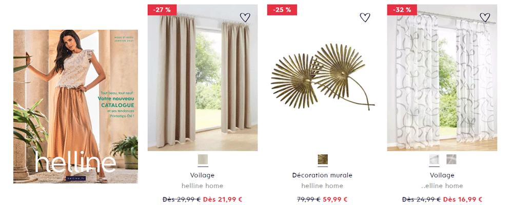 HELLINE - Nouvelle Collection Deco