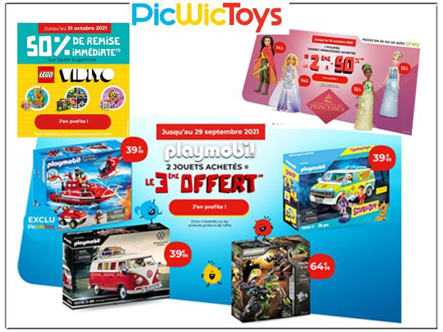 Cliquez ici pour consulter votre catalogue Toys'R'us