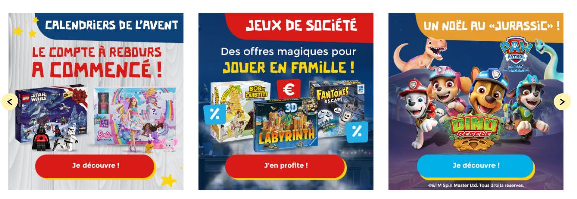 Catalogue En Ligne Toys R Us Jeux Et Jouets Sur Catalogue Fr
