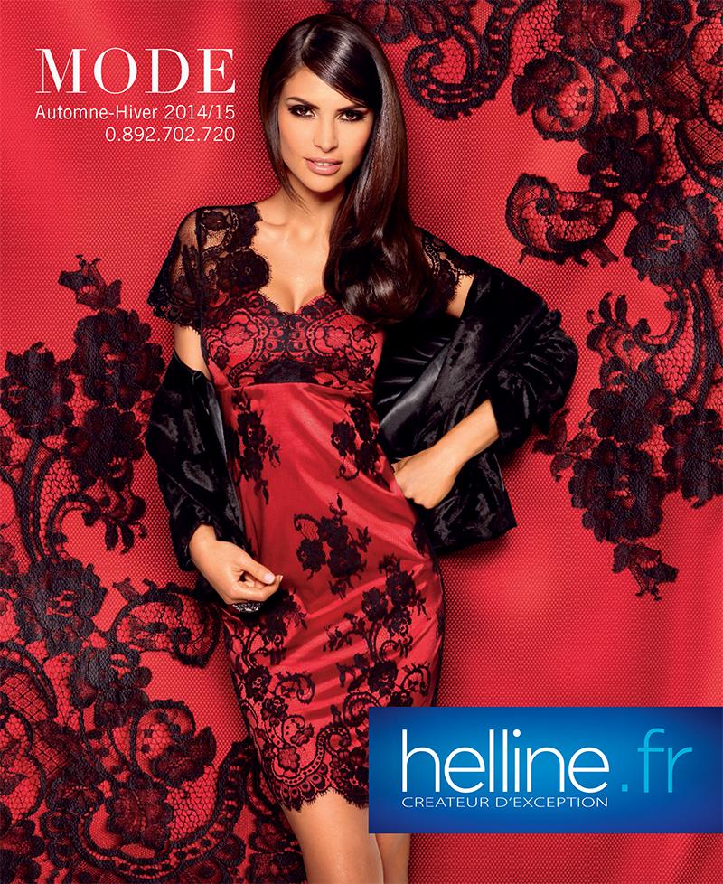 Le catalogue automne-hiver Helline