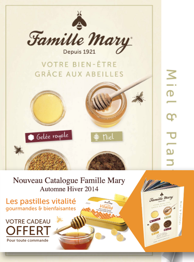 Le nouveau catalogue automne-hiver Famille Mary
