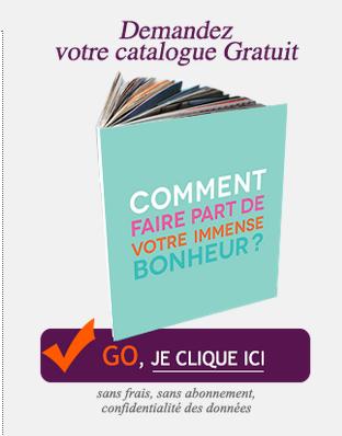Je clic ICI pour commander mon catalogue GRATUIT