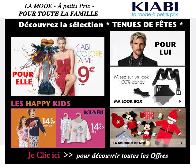 Cliquez ici pour découvrir la boutique en ligne KIABI
