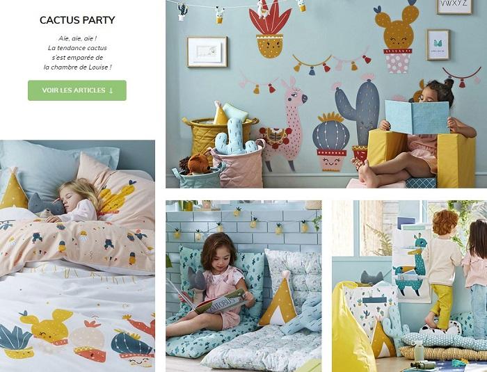 Découvrez le catalogue VERT BAUDET spécial Décoration de la chambre enfant