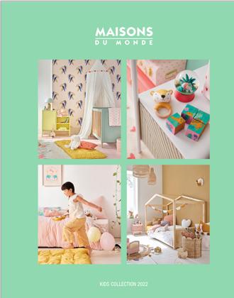 Catalogue MAISONS DU MONDE - Enfant