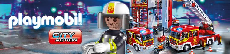 Playmobil Action, découvrez toute la collection