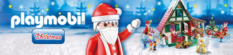 Retrouvez tous les calendriers de Noël Playmobil