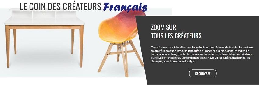 Cliquez ici pour voir les fabricants Français