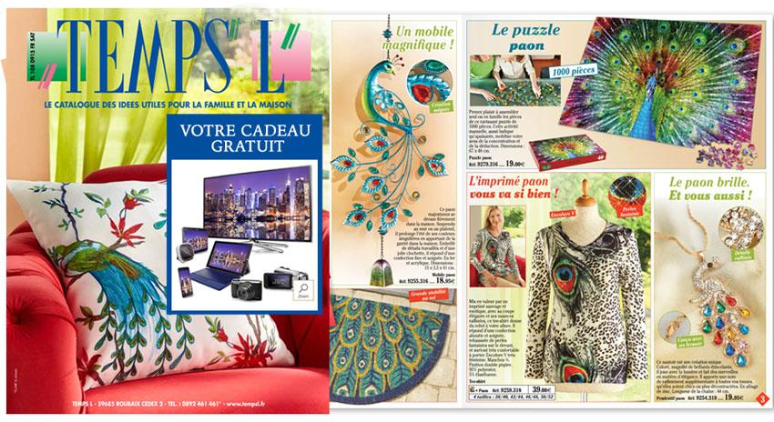 Cliquez pour découvrir le nouveau catalogue !