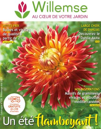 catalogue fleurs et plantes par correspondance
