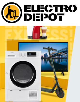 Catalogue Electro Depot à Feuilleter En Ligne Sur Cataloguefr